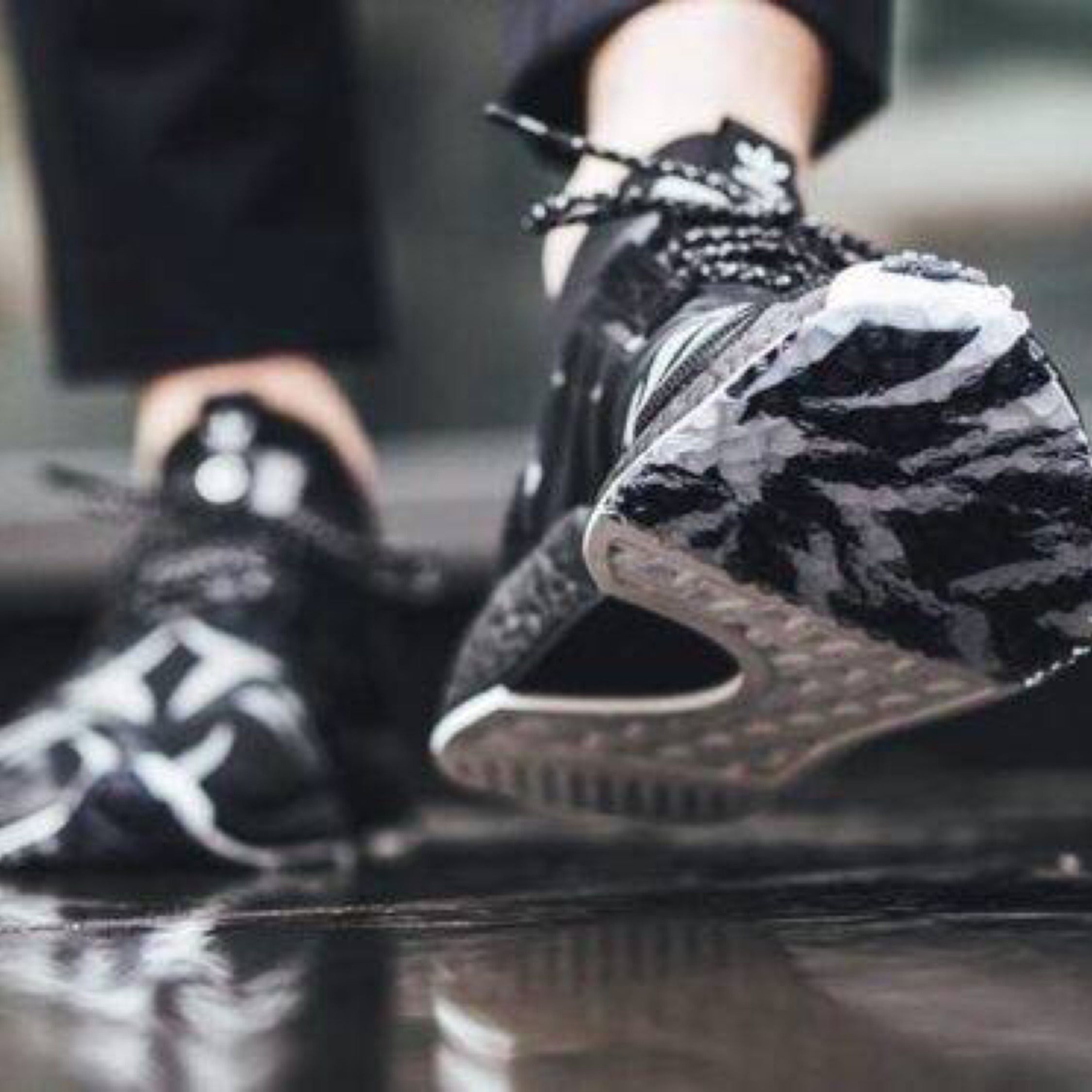 quality design 25d37 6a47f Adidas Nmd Racer Juice Hk Size 9