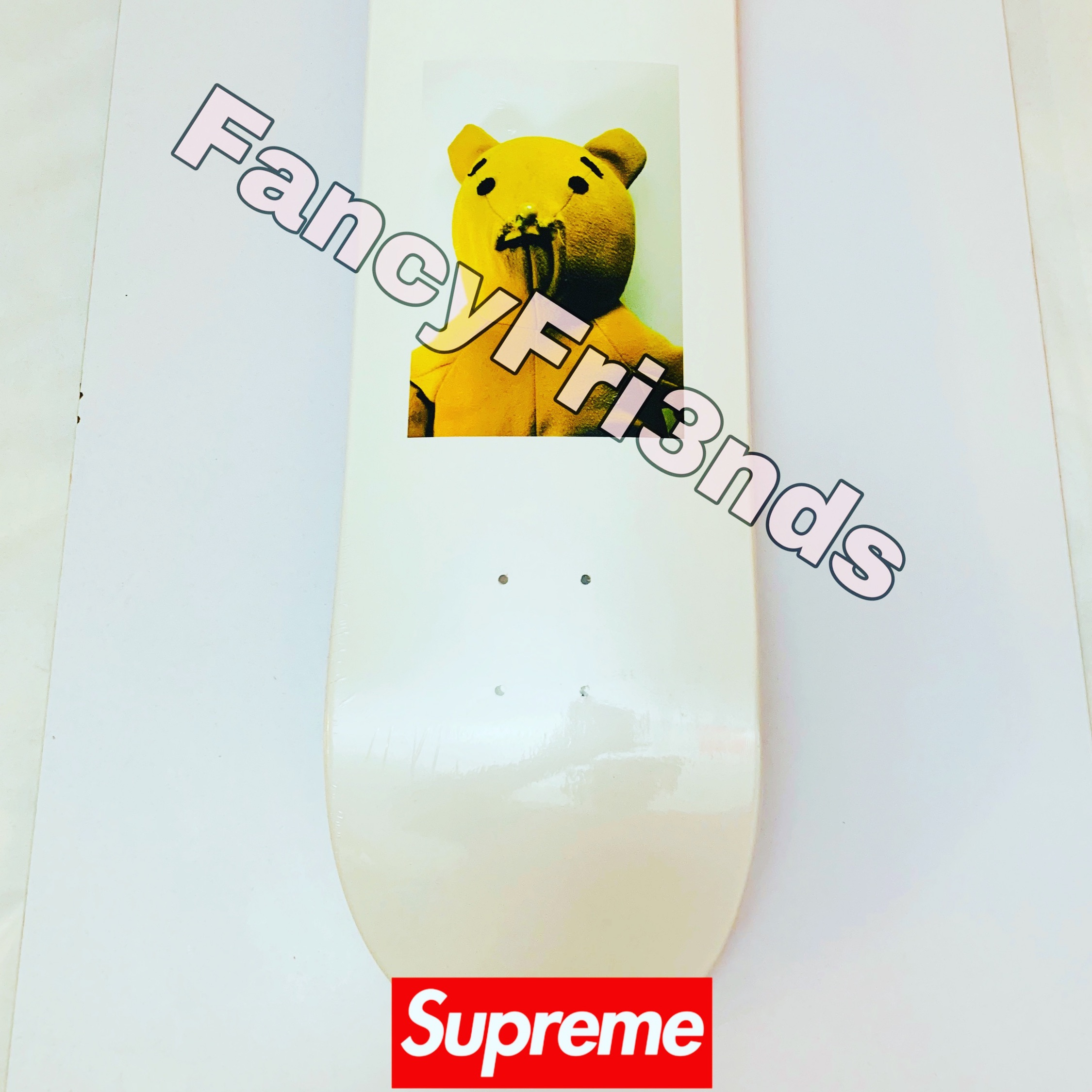 Supreme Mike Kelley Ahhyouth! Skateboard Deck #8