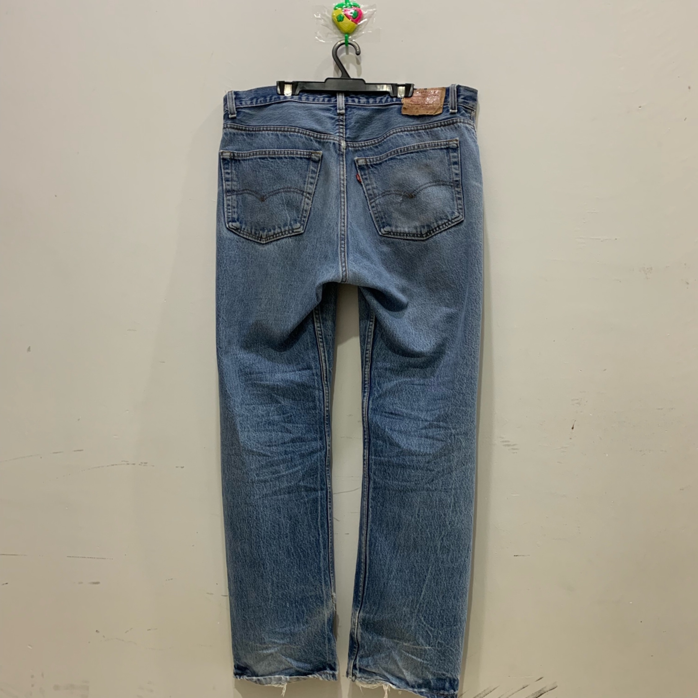 Vintage Levis 501 Jeans Made In Usa