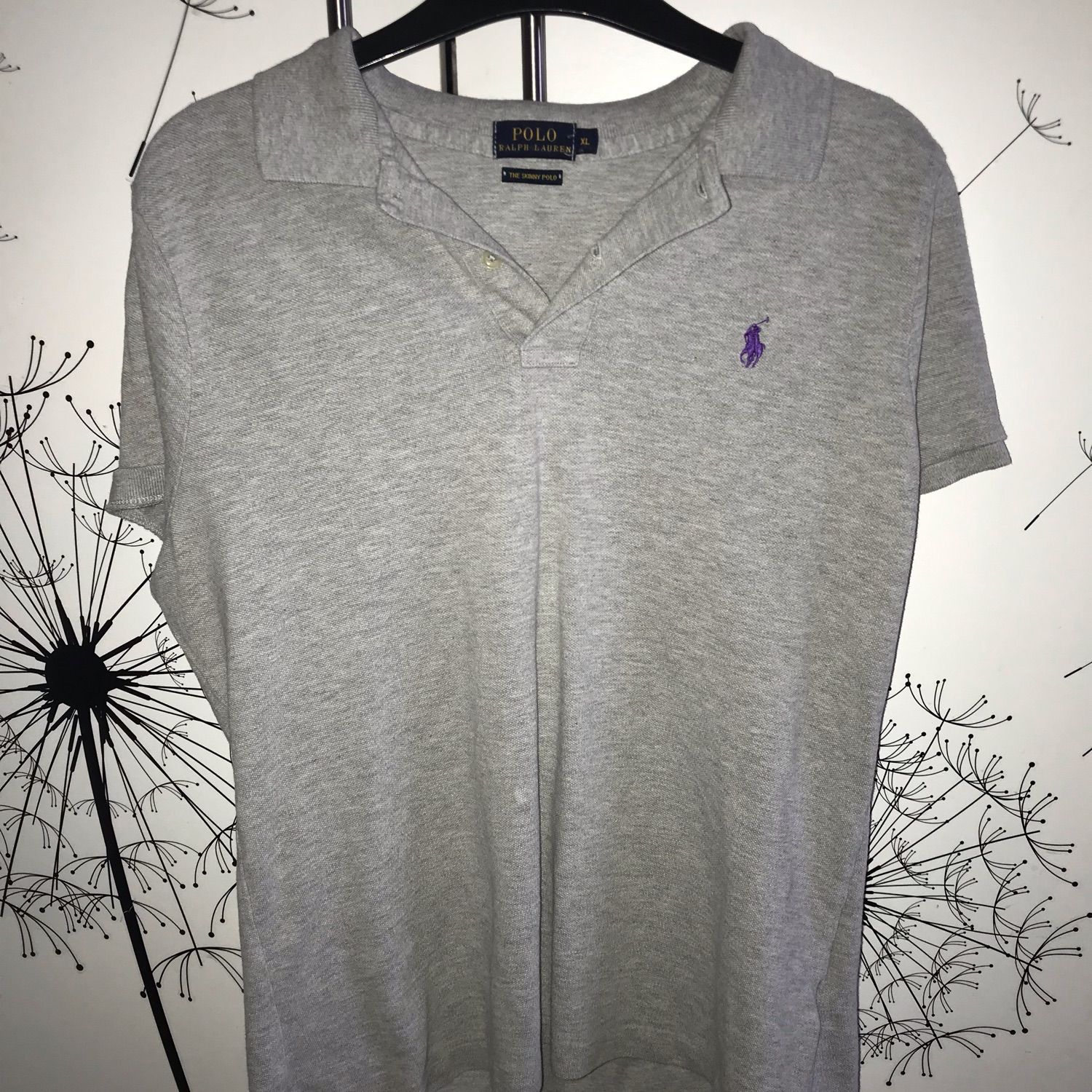 Ralph Lauren Grey Polo
