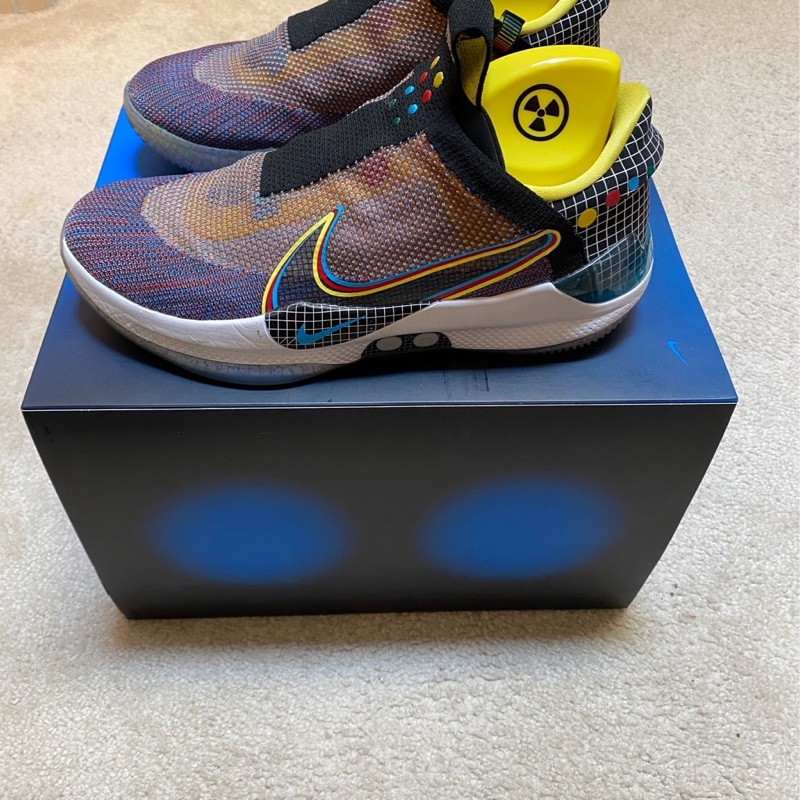 Nike Adapt BB Dark Grey (US Charger)