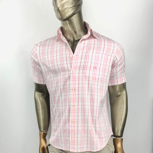 Burberry Shirt Short Sleeve M