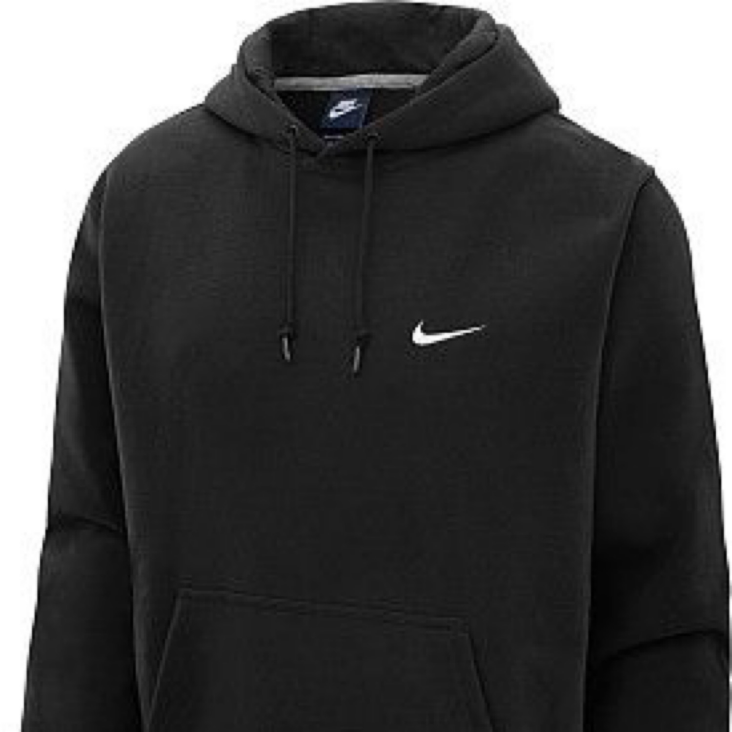 nike hoodie with small logo