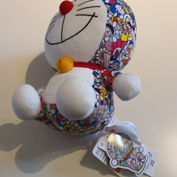 Takashi Murakami X Uniqlo X Doraemon Plush Toy