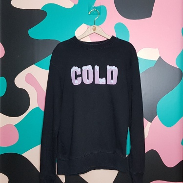 BBC Frosted Ice Sweater - M
