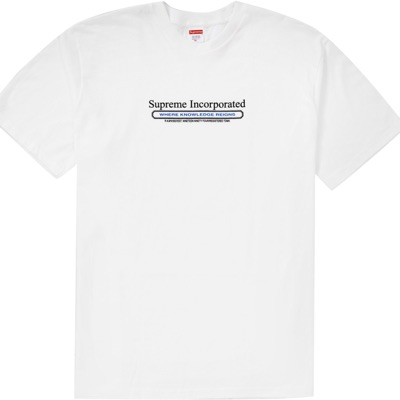 Supreme Incorporated Tee