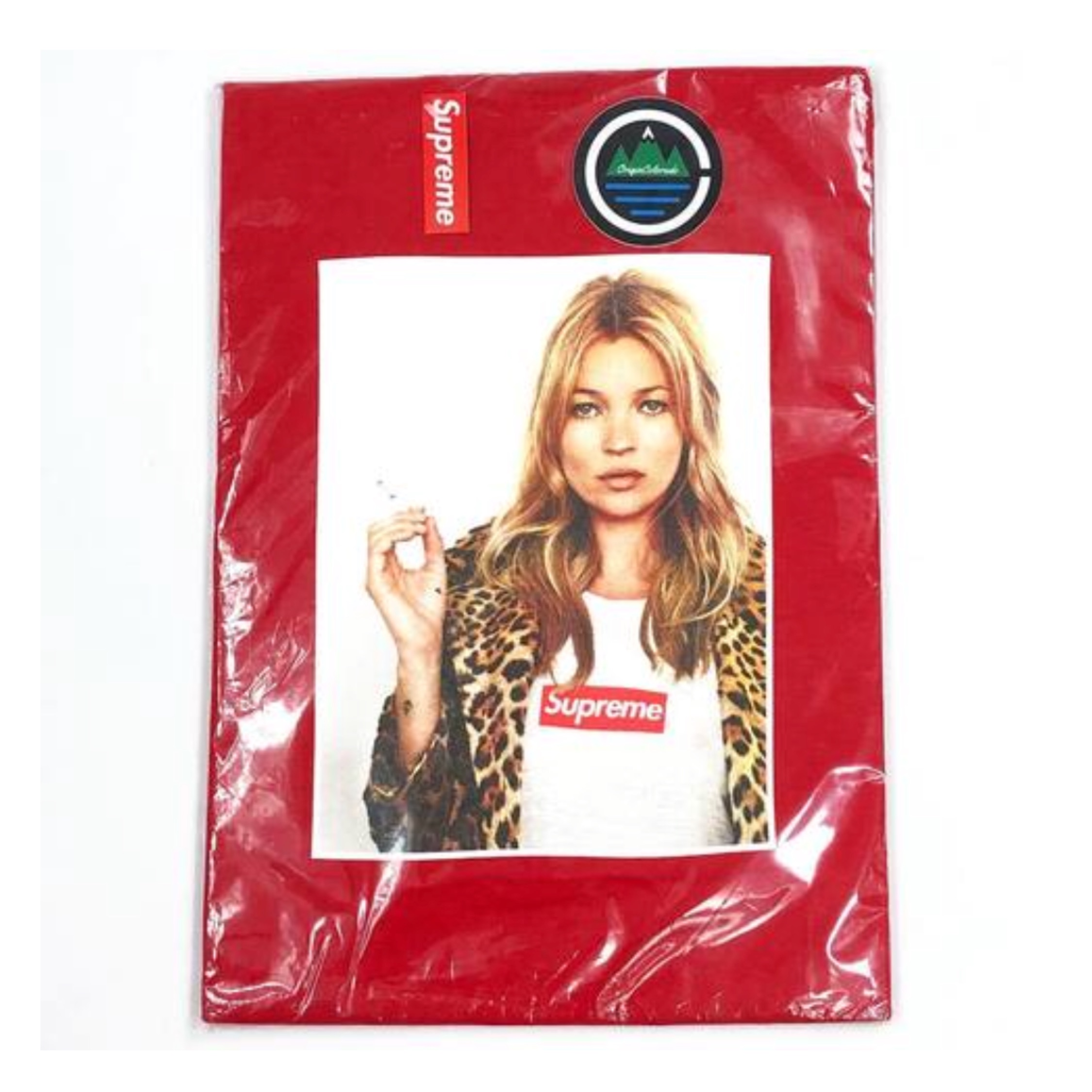 Supreme Kate Moss T Shirt Photo Dswt
