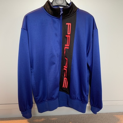 Palace Ritual Track Top Blue/Black