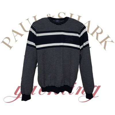 Paul & Shark Long Sleeved Sweater