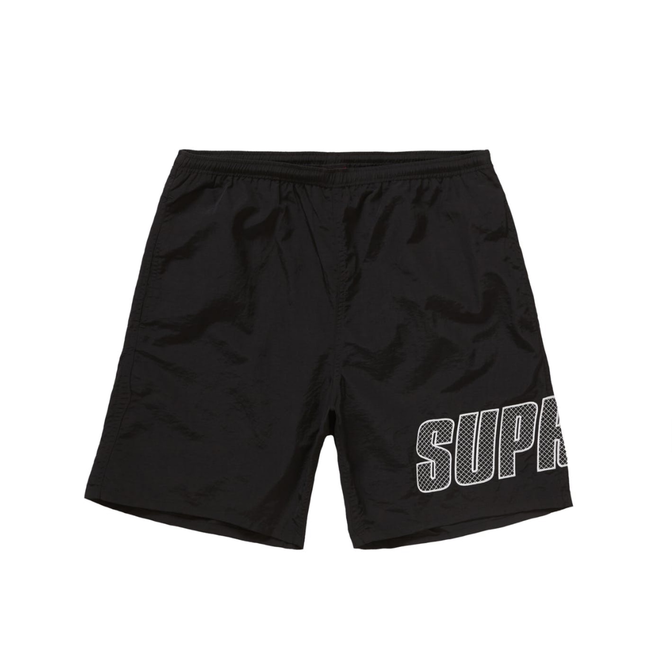 Supreme Logo Applique Water Shorts