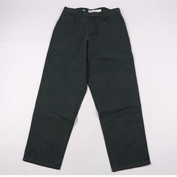 Nos Vintage 90S Columbia Relaxed Fit Jeans Green