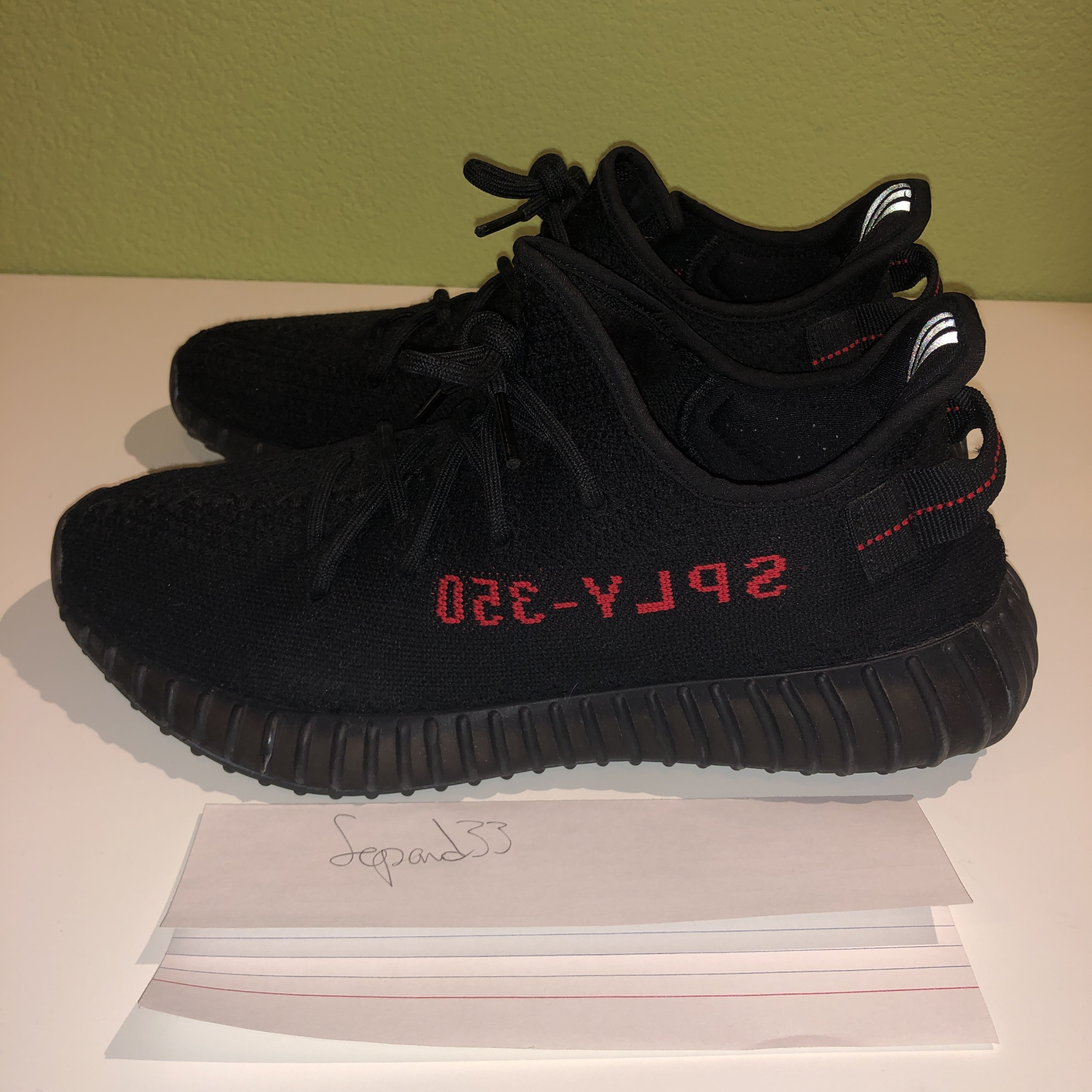 newest collection 0579a fe43d Yeezy Boost 350 V2 'Bred'