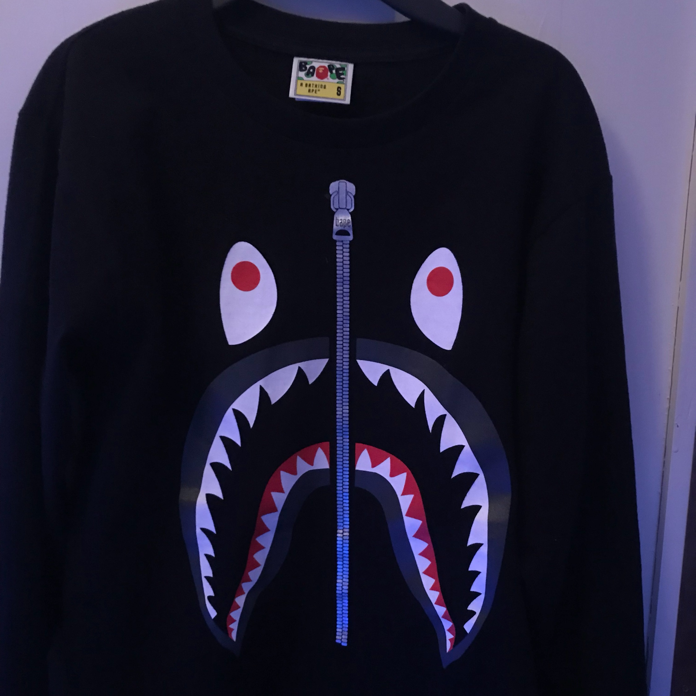 Bape Shark Long Sleeve