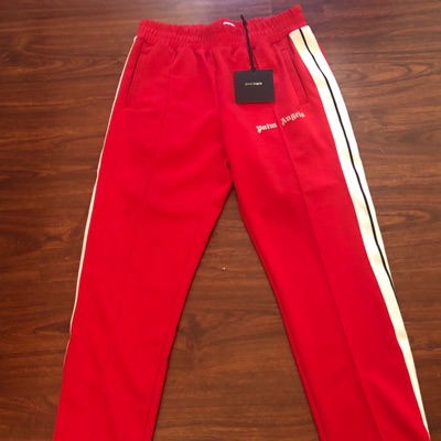 Palm Angel Red Track Pants