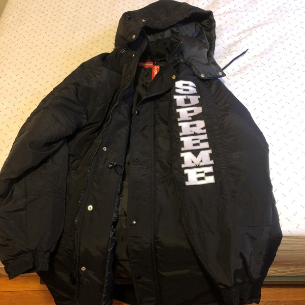 Supreme Long Coat Outer Wear