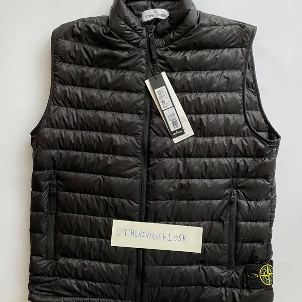 Stone Island Gilet Ss/2013 Still With Tags (Rare)