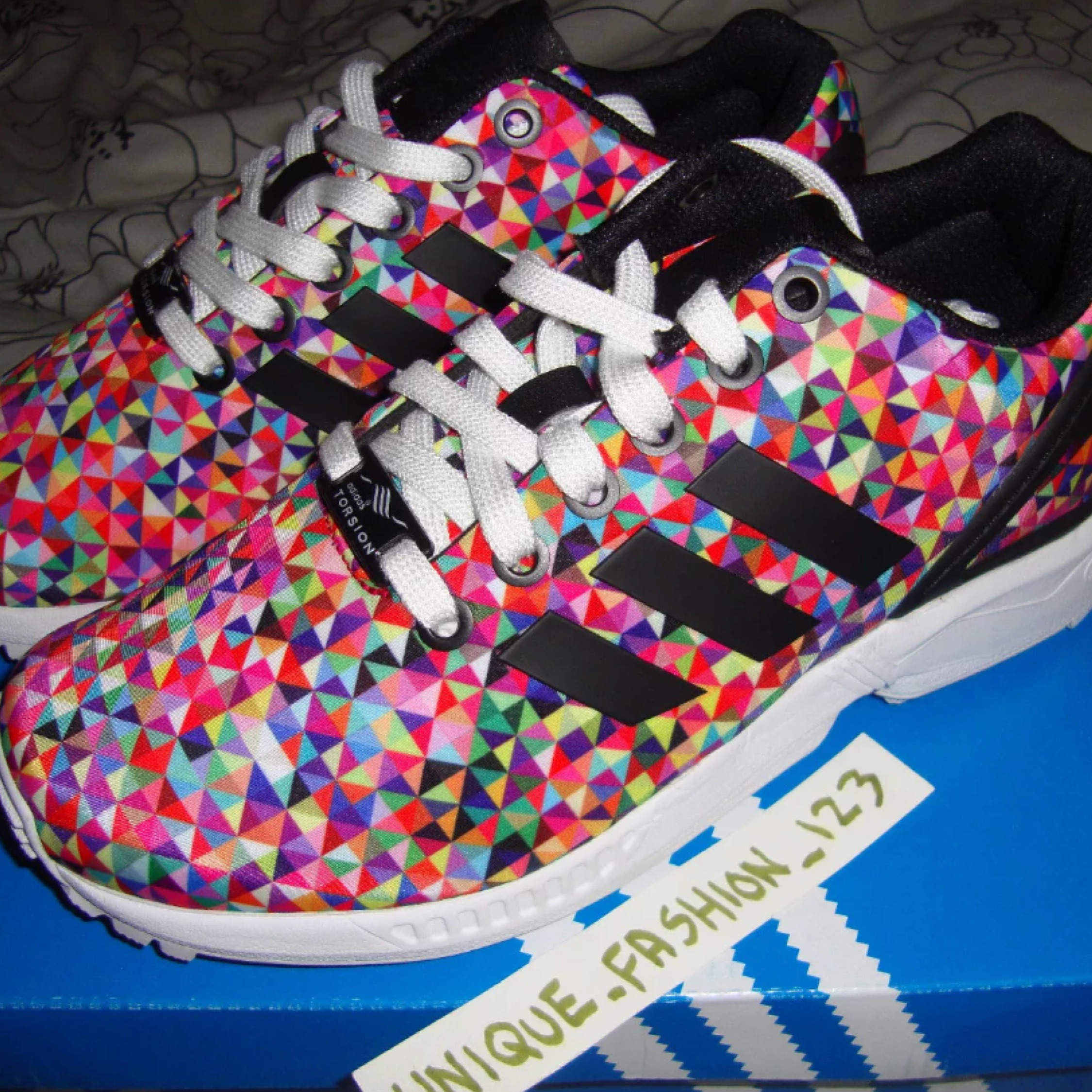 best hot products limited guantity Adidas 2014 Multi Prism Zx Flux New