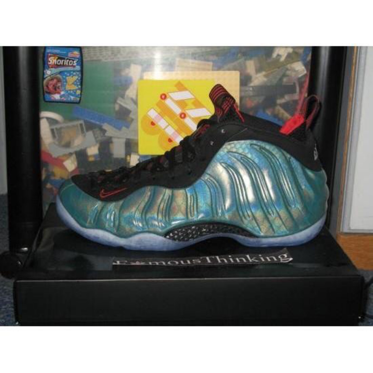 Nike Air Foamposite One Rugged OrangeQatar Streetwear ...