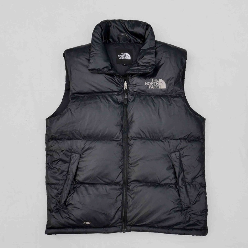 THE NORTH FACE NUPTSE 700 PUFFER VEST JACKET