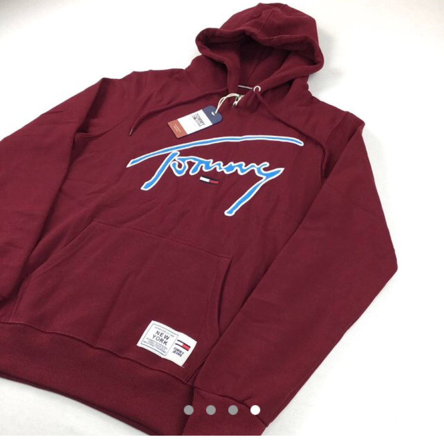 Deadstock Tommy Hilfiger Jeans Signature Hoodie