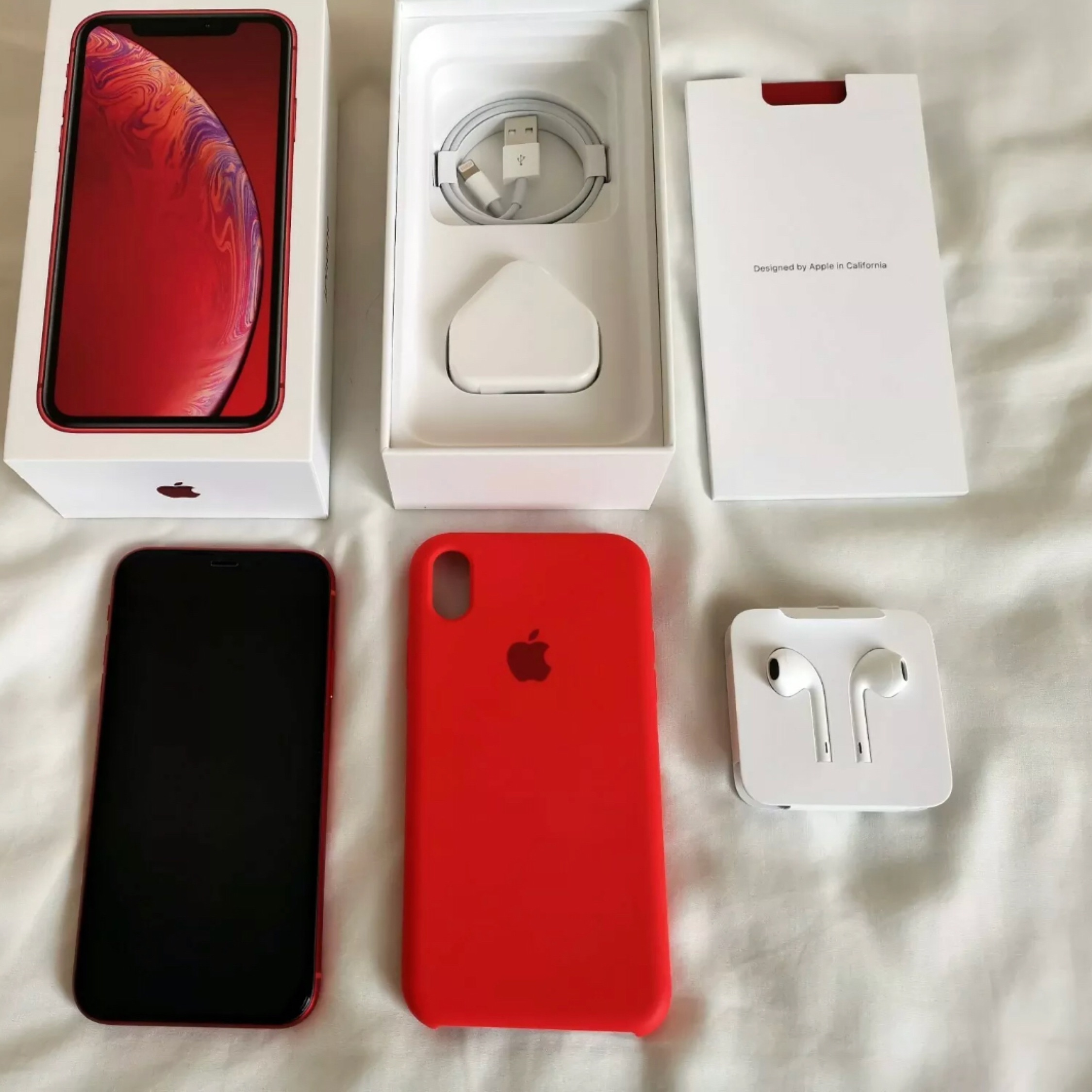 Iphone Xr Product Red (Unlocked)