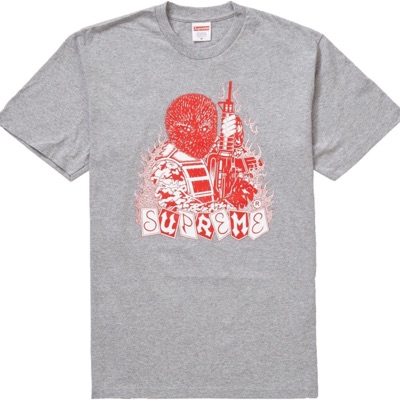 Supreme Mercenary Tee Fw19
