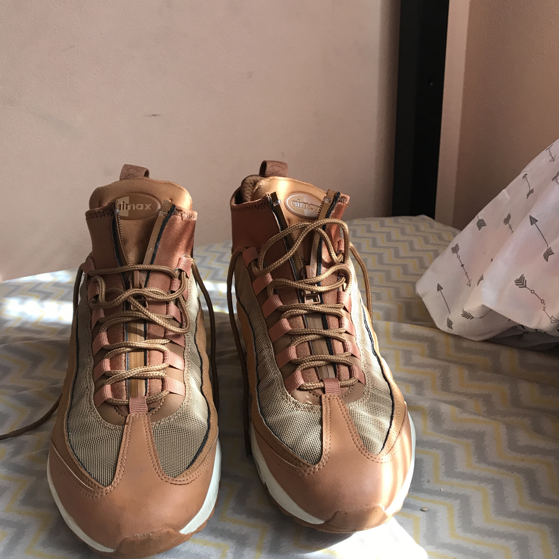 the best attitude 7f1c1 39f26 Nike Air Max 95 Sneakerboot