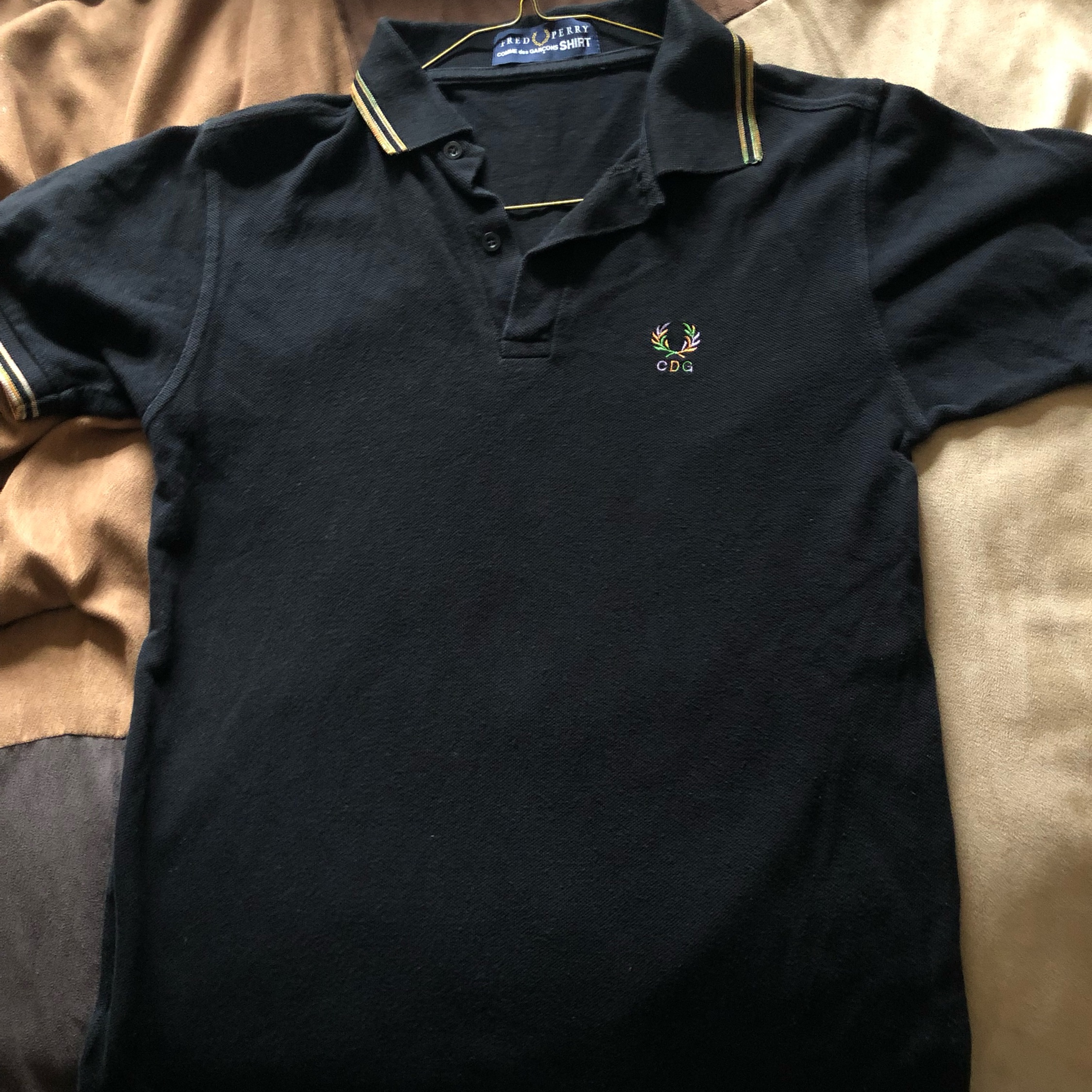 Fred Perry X Comme Des Garcons Shirt