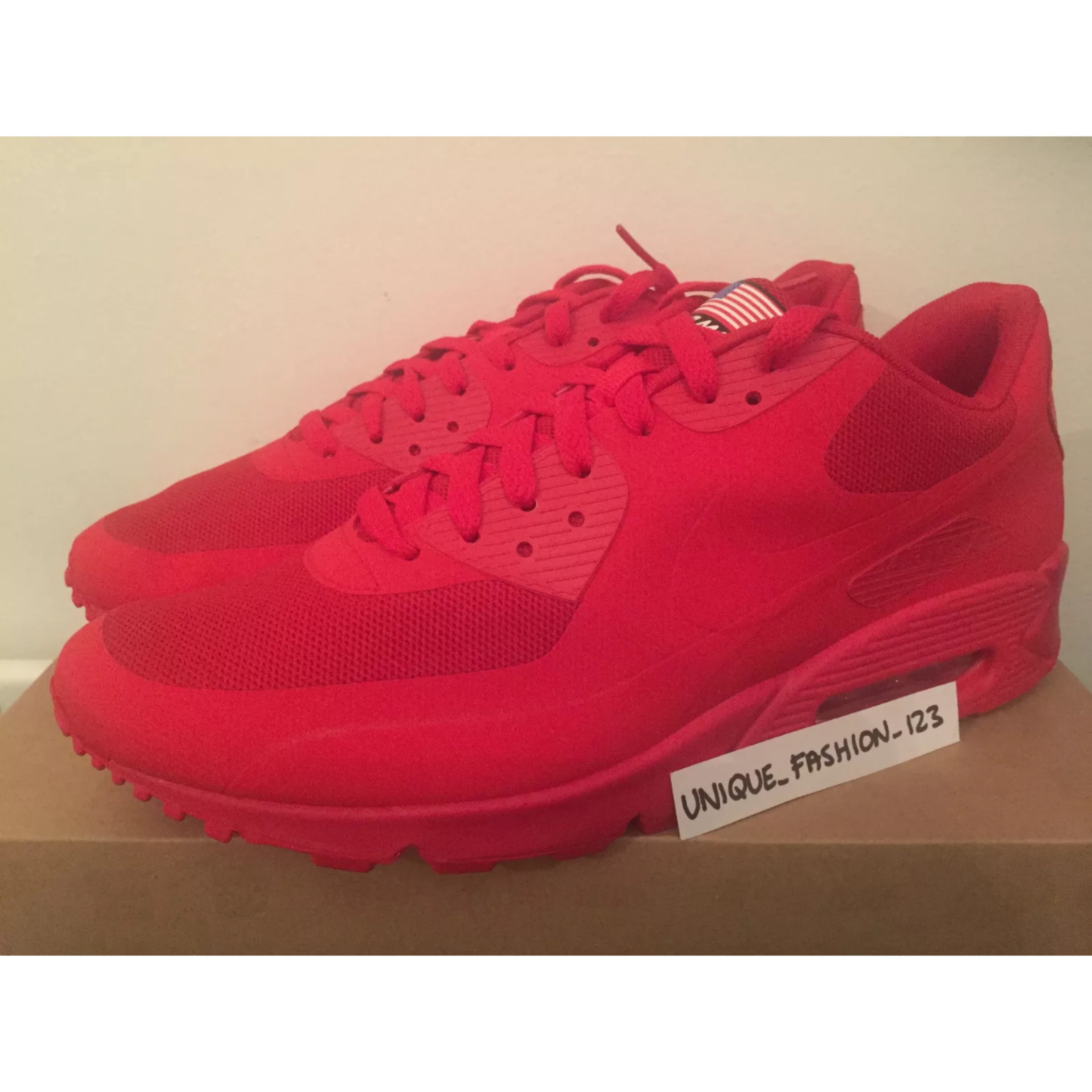 the best attitude c2a59 53c3c Nike Air Max 90 Hyperfuse Independence Day