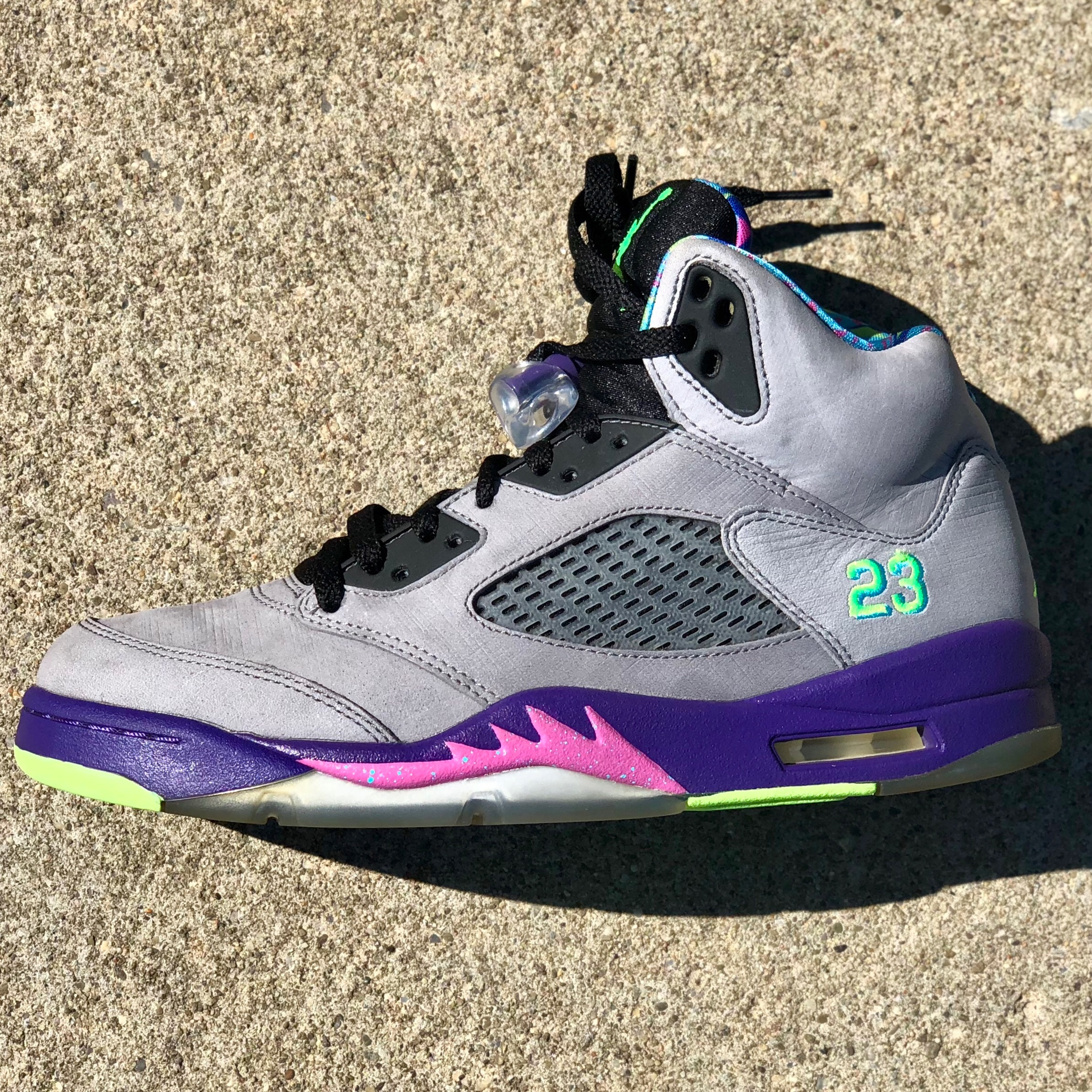 innovative design ee758 fc999 Air Jordan Retro 5 Bel Air Size 8.5 With Box