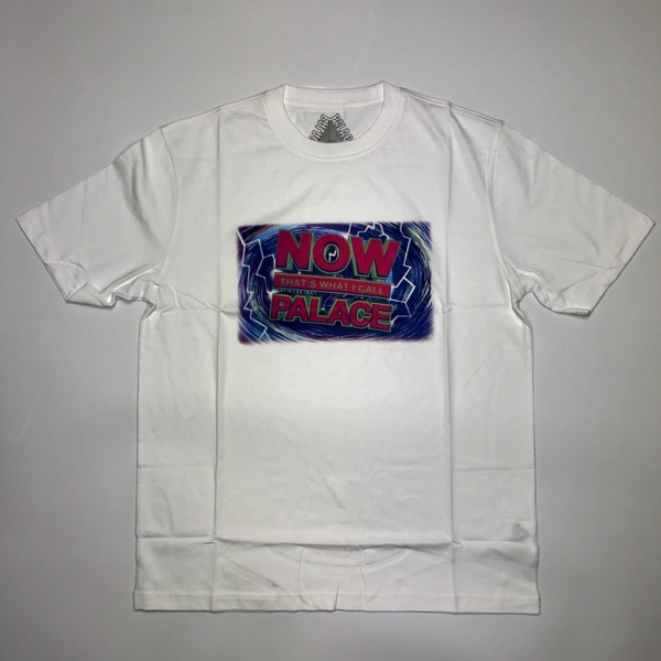 Palace Now That's What I Call Palace T Shirt Large