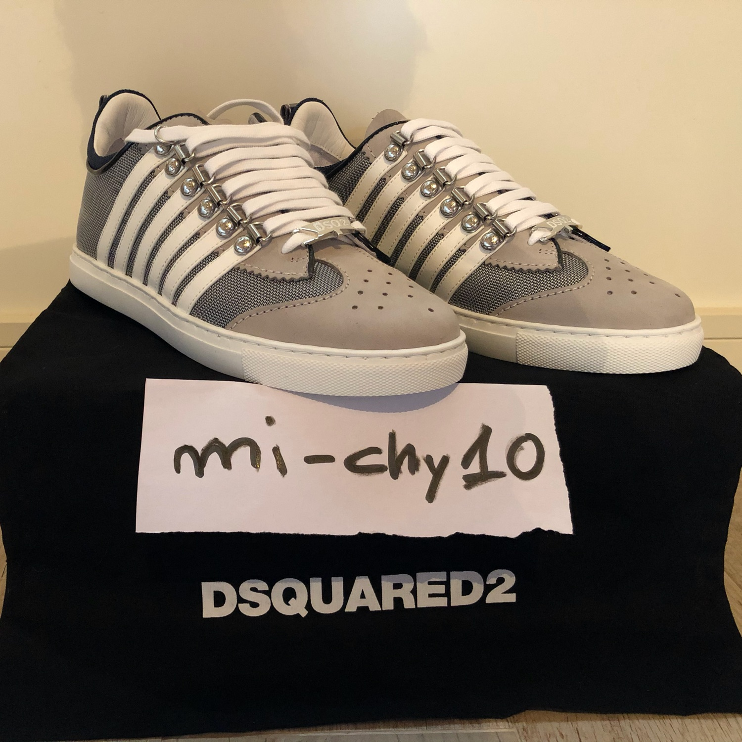 New Dsquared Sneakers