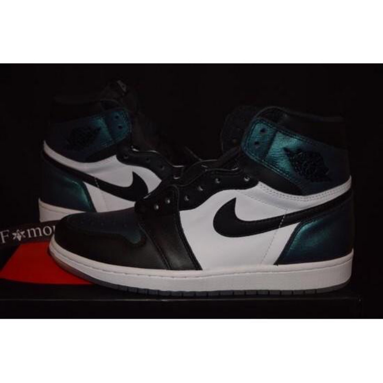 huge discount b8a07 81726 Nike Air Jordan 1 All Star Chameleon Size 9