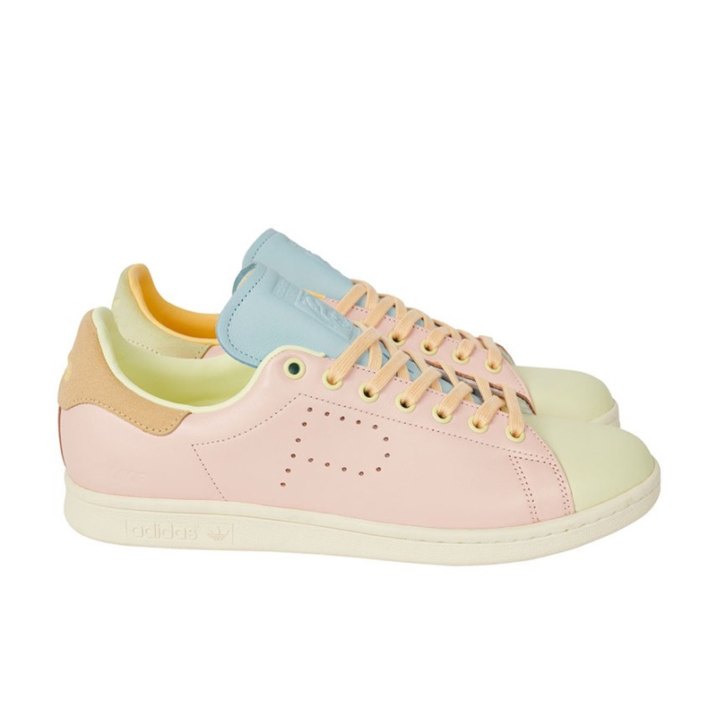 Palace Adidas Stan Smith Hase Yellow