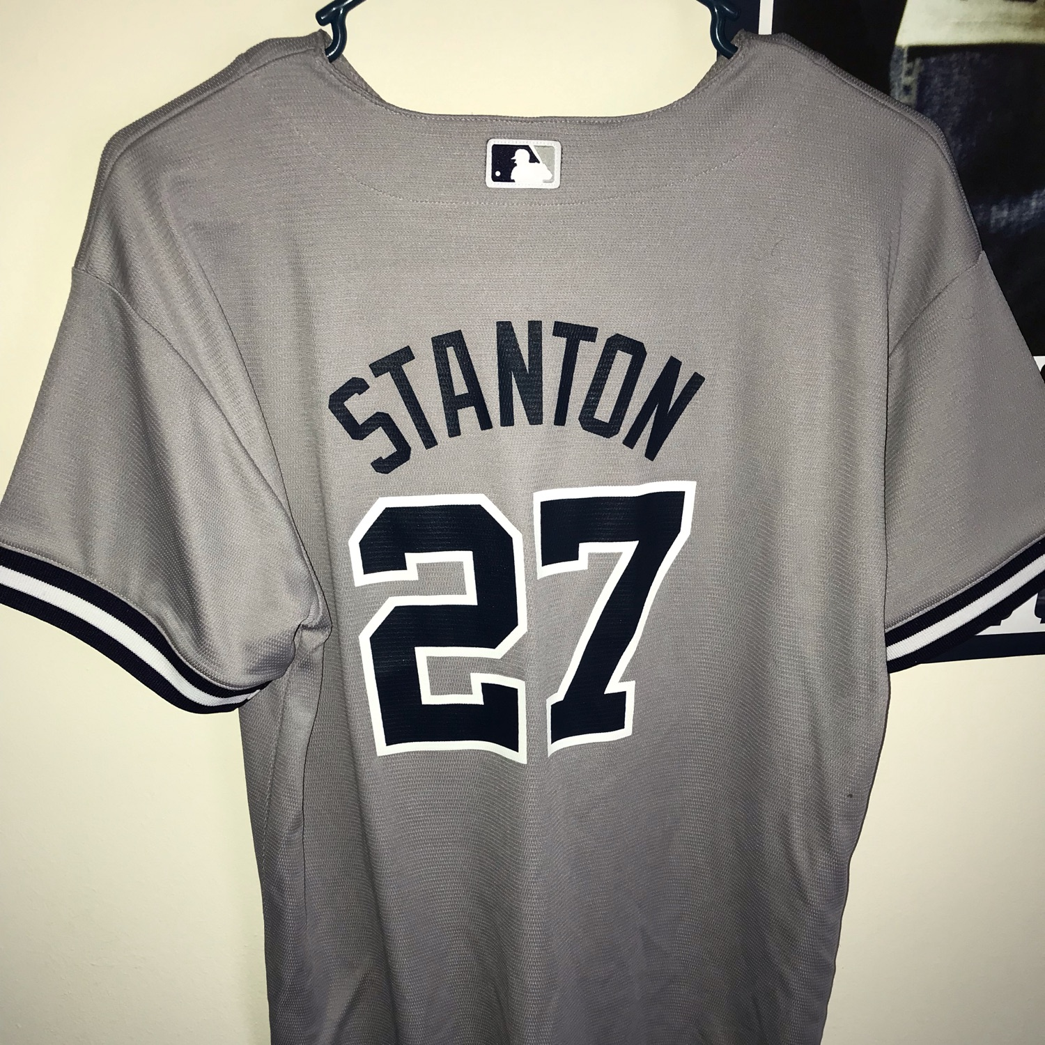 cheap for discount 9cf4e 7f9be Giancarlo Stanton Yankees Jersey