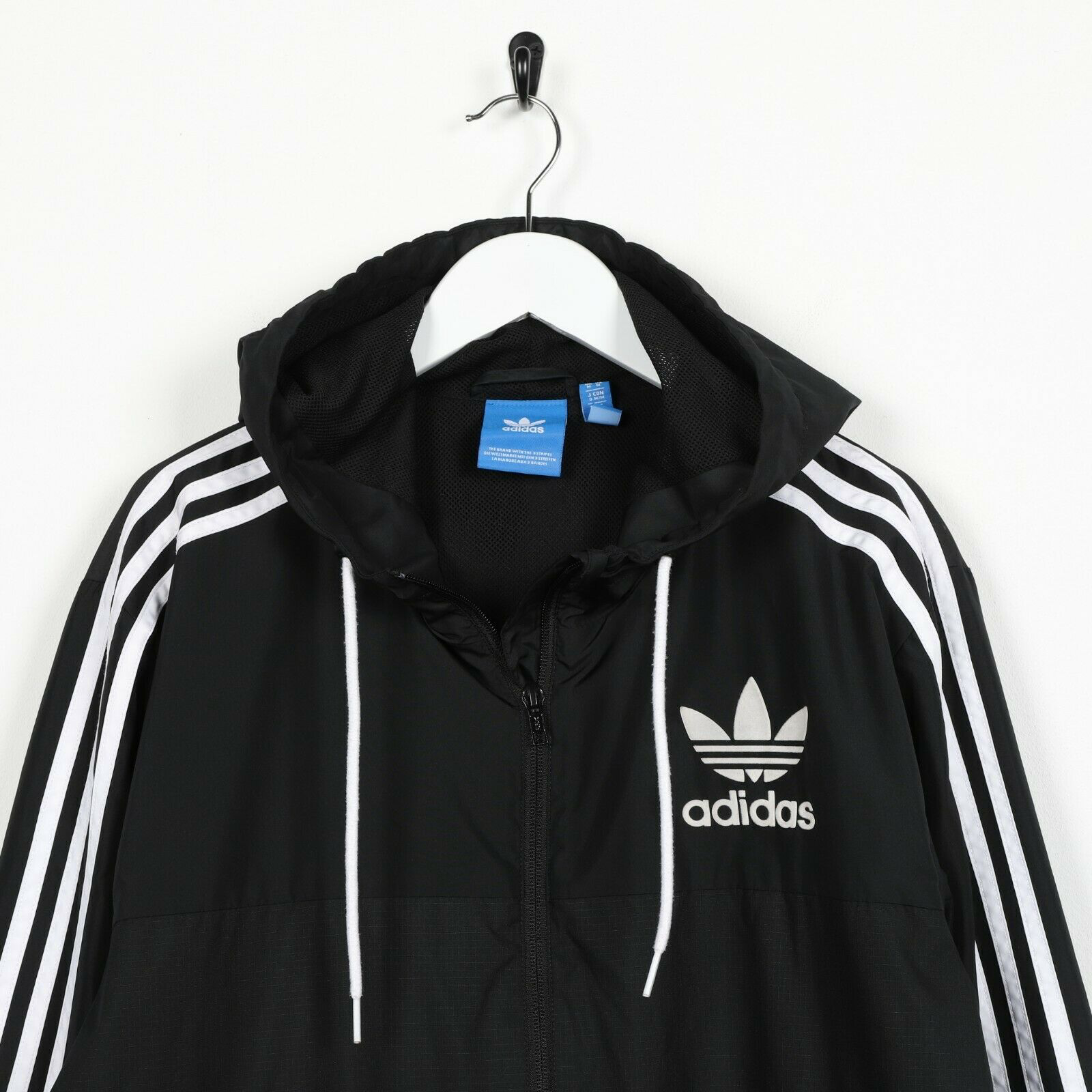 Vintage Adidas originals Mercedes Benz Windbreaker