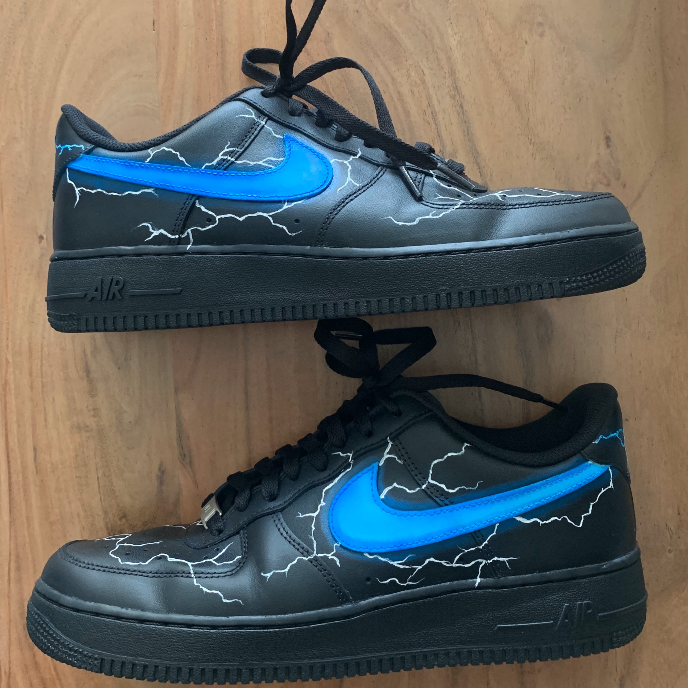 Custom Lighting Nike Air Force 1