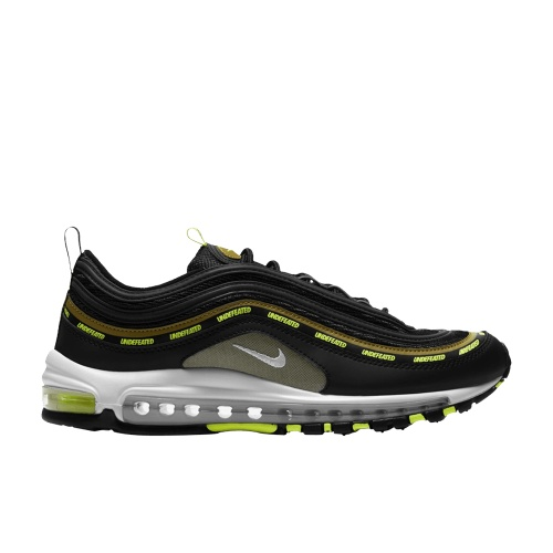 Nike Undefeated Air Max 97 Black Volt