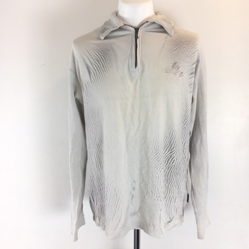 Versace hoodie off white XL pull over sweater jumper