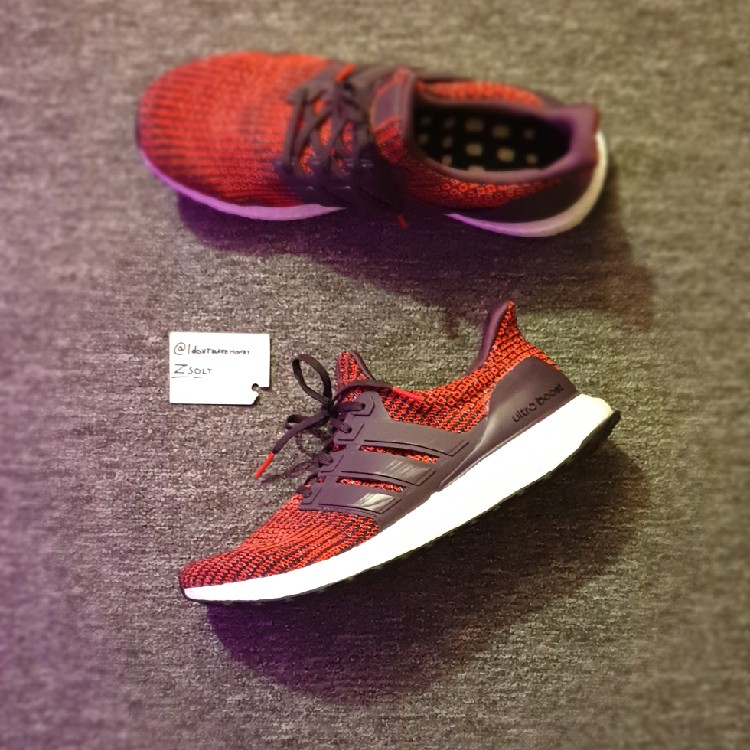 Adidas Ultraboost 4.0 Noble Red