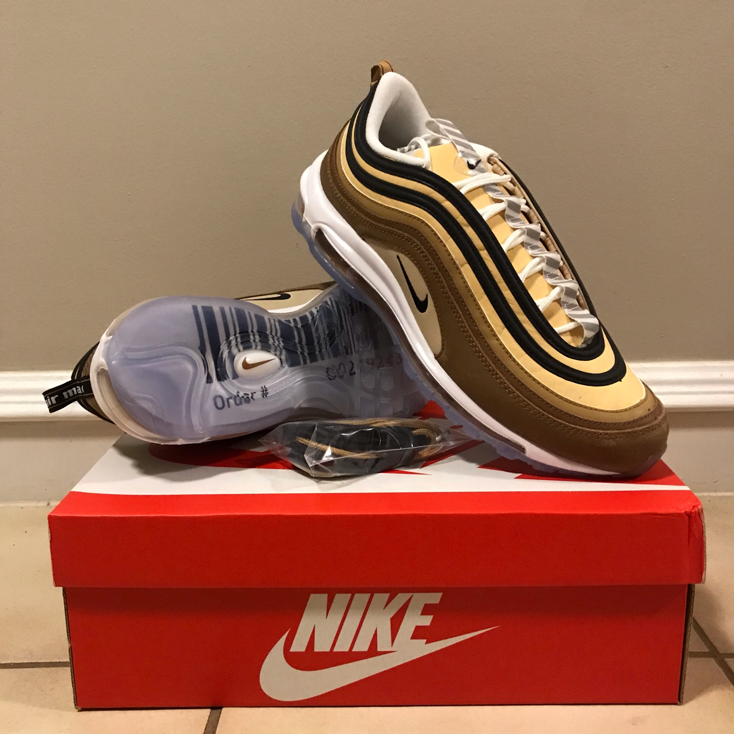 """Nike Air Max 97 """"Unboxed"""""""