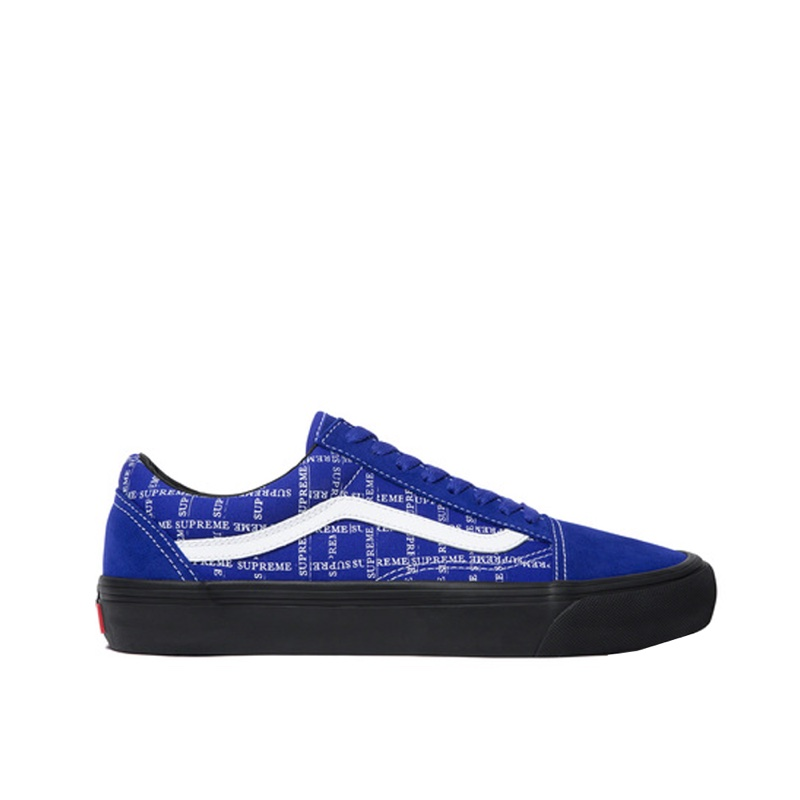 Supreme®/Vans® Old Skool Pro Blue