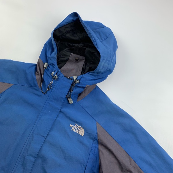 The North Face Gore-Tex Blue Vintage Jacket