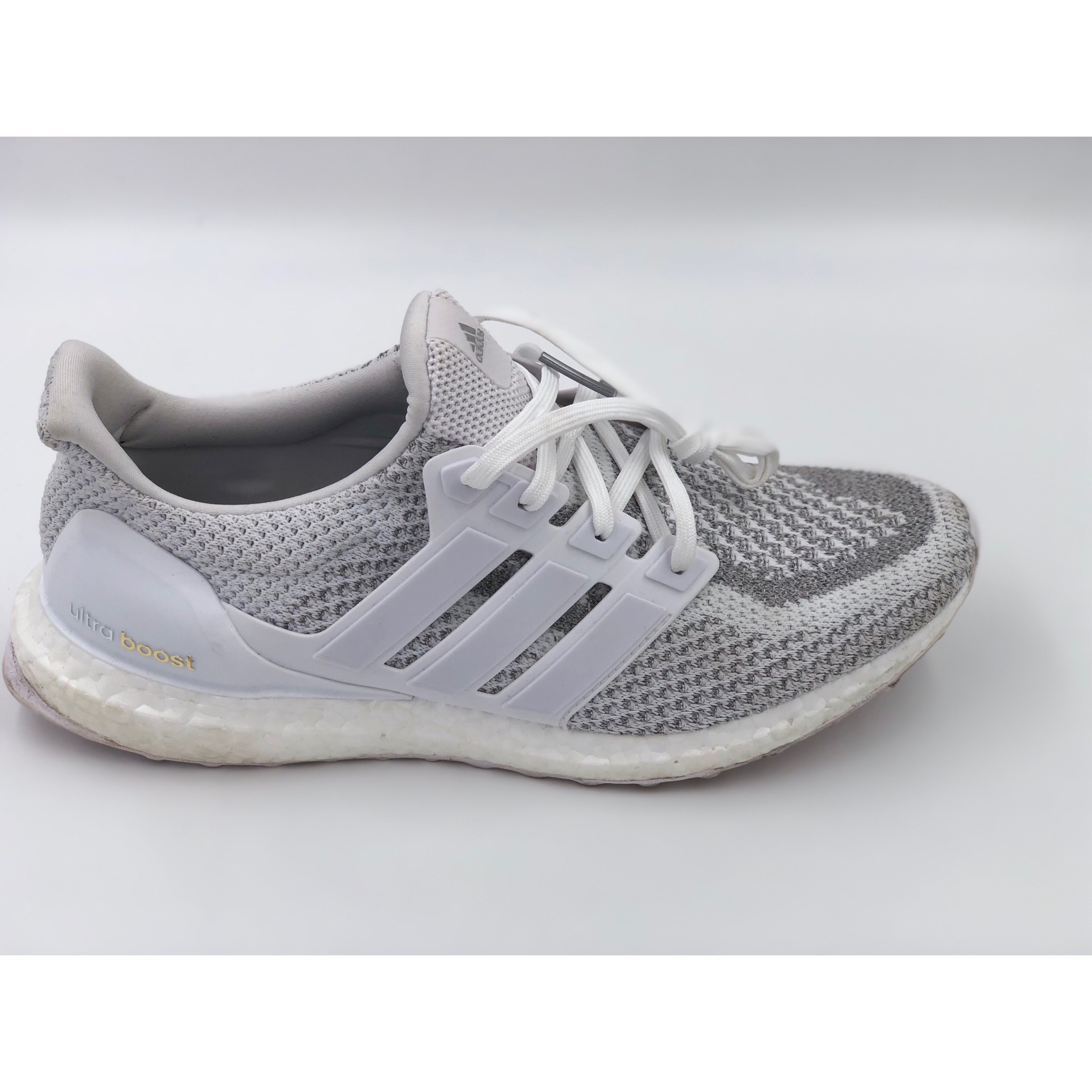 best sneakers fb8bd 8d3d7 Adidas Ultra Boost 2.0 White Reflective