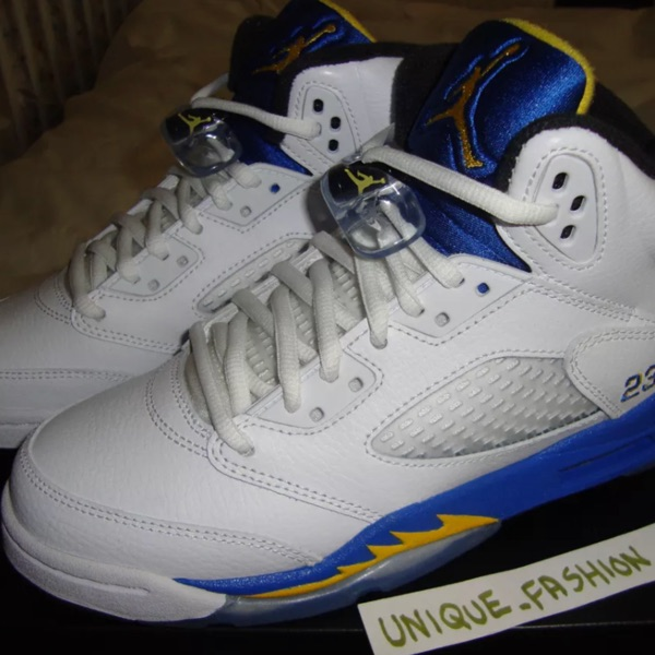 Nike Air Jordan 5 V Laney Gs Us3.5Y
