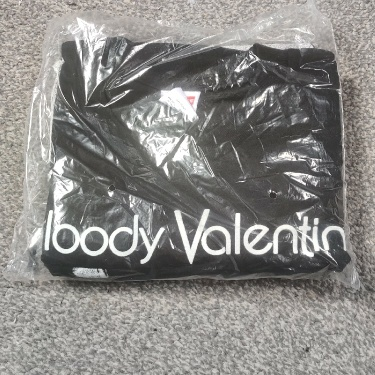 Supreme My Bloody Valentine Feed Me With Your Kiss Tee Black