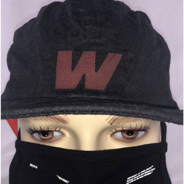 Off-White By Virgil Textured Hat Cap