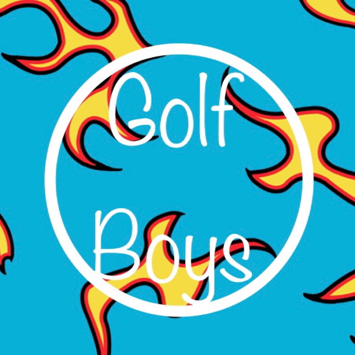 Bump profile picture for @thegolfboys