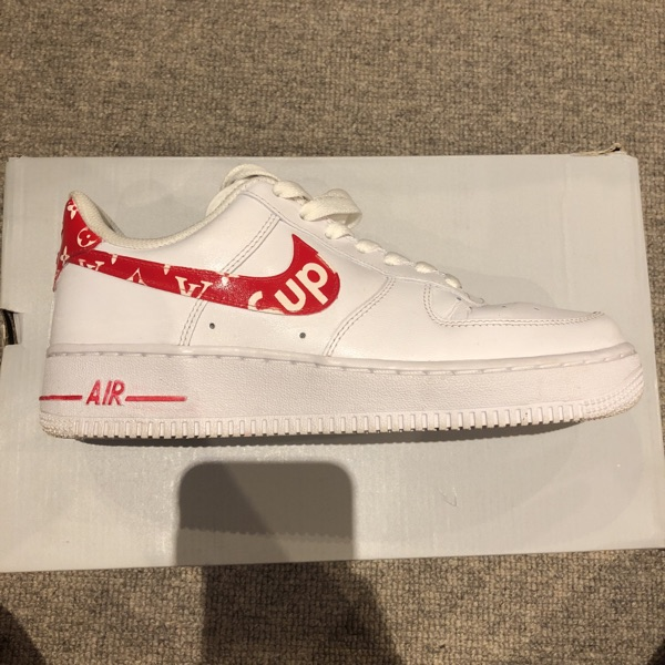 Air Force 1 Lv Supreme Clothing