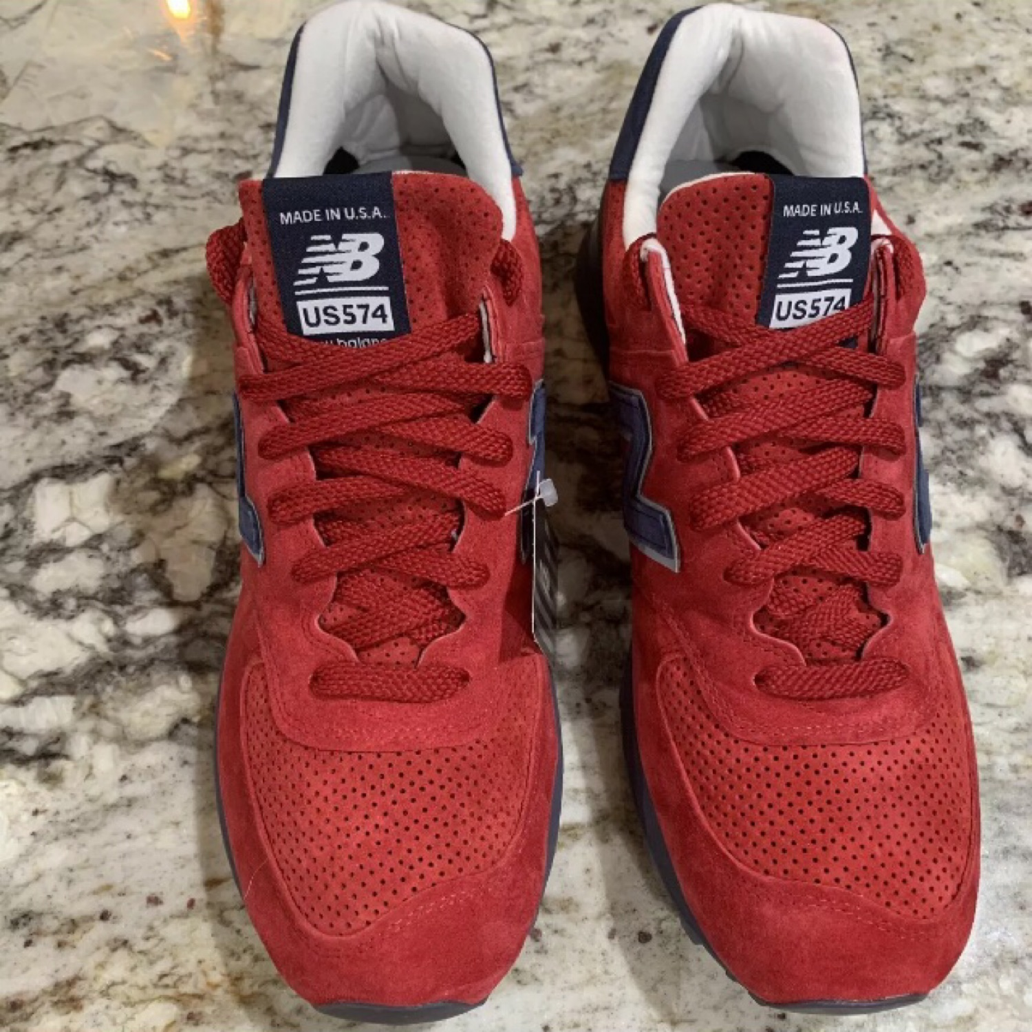 New Balance Us574Xad Made In Usa Size 9